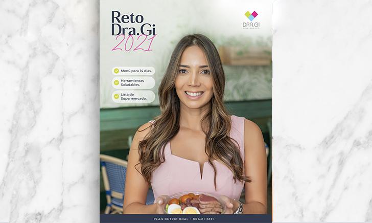 Reto Dra.Gi 2021 | Plan Nutricional para ser tu mejor versión